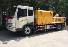 HDT5120THB truck-mounted concrete pump